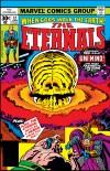ETERNALS (2009) #12 COVER