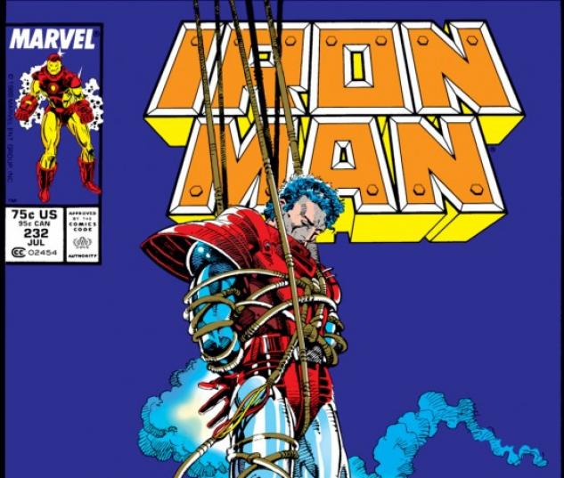 Iron Man #232