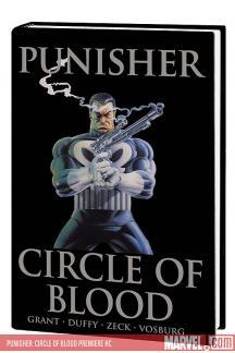 Punisher: Circle of Blood (Hardcover)