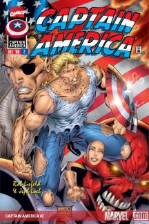 Captain America (1996) #2