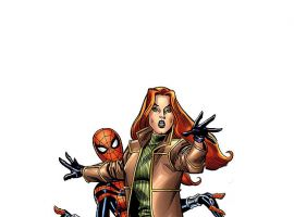 Amazing Spider-Girl (2006) #8