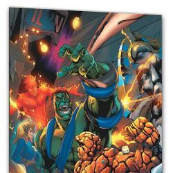 Fantastic Four: The Life Fantastic (Trade Paperback)