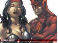 Ultimate Elektra (2004) #1 Wallpaper