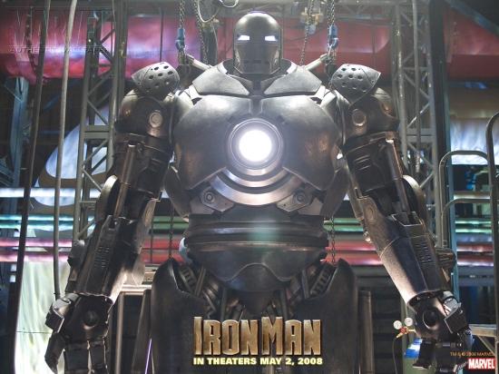 Iron Man Movie: Iron Monger #1
