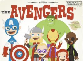 Marvel's The Avengers Art by Joey Spiotto. TM & © 2012 Marvel & Subs. www.marvel.com.
