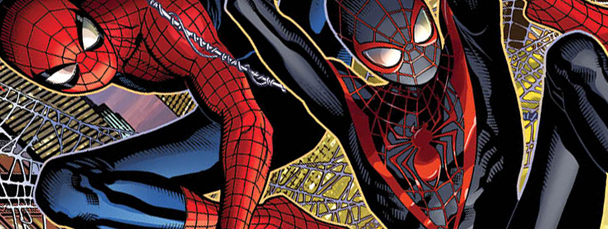 First Look: Spider-Men Second Printing