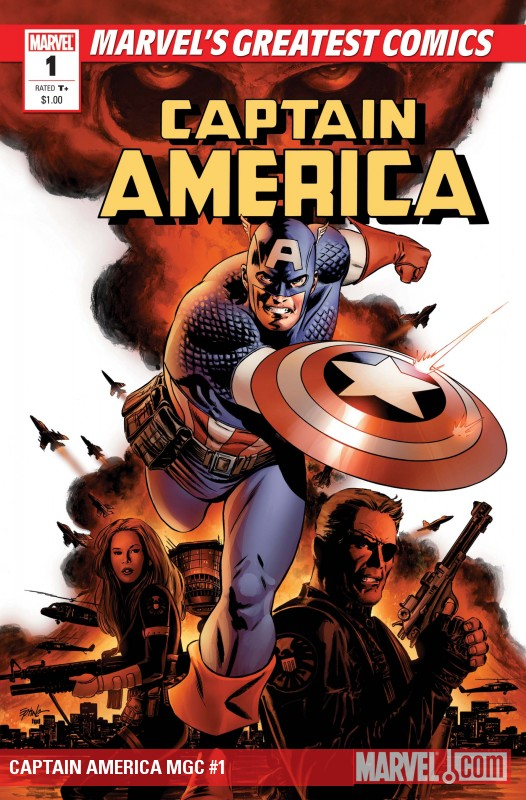 Captain America MGC (2010) #1