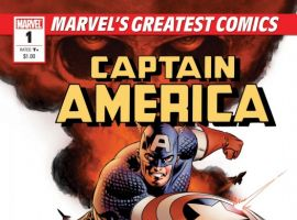Captain America MGC (2010) #1