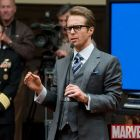 Justin Hammer, played by Sam Rockwell, in Iron Man 2