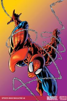 Spider-Man Magazine (2008) #6