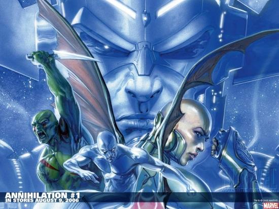 Annihilation (2006) #1 Wallpaper