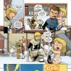 THOR AND THE WARRIORS FOUR #3 preview art by Gurihiru