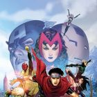 AVENGERS: THE CHILDREN'S CRUSADE #1 cover by Jim Cheung