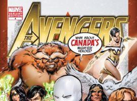 Avengers #4 FanExpo variant cover by Phil Jimenez