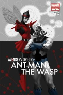 Avengers Origins: Ant-Man & the Wasp #1