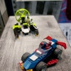 MEGA Brands Blocks Cars Spider-Man and The Lizard