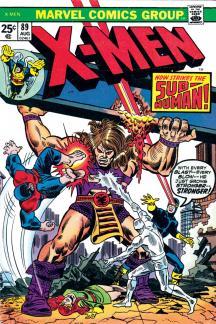 Uncanny X-Men #89