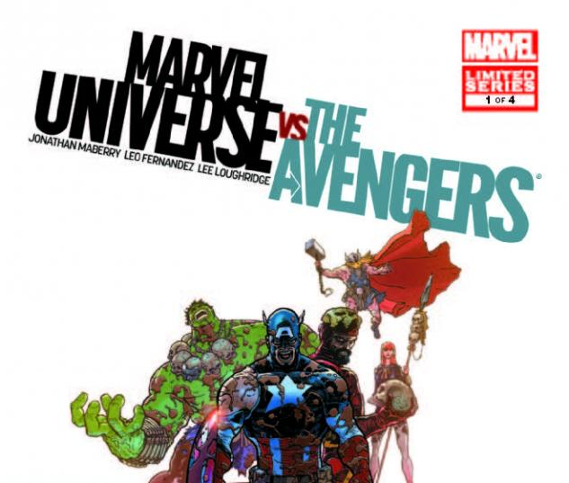 MARVEL UNIVERSE VS. THE AVENGERS 1 (WITH DIGITAL CODE)
