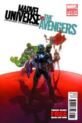Marvel Universe vs. The Avengers #1 