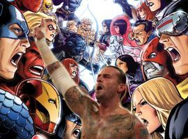 CM Punk Introduces Avengers Vs. X-Men
