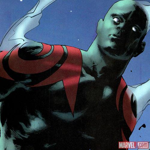 Guarding the Galaxy: Drax