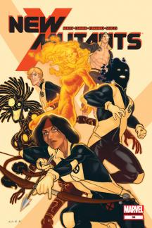 New Mutants (2010) #38