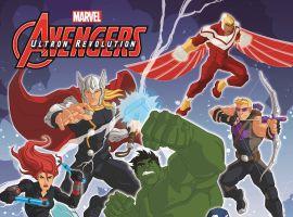Marvel's Avengers: Ultron Revolution returns March 13!