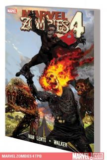 Marvel Zombies 4 (Trade Paperback)
