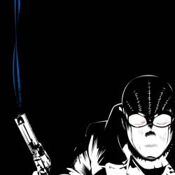 Spider-Man Noir: Eyes Without a Face (2009) #1 (CALERO VARIANT)