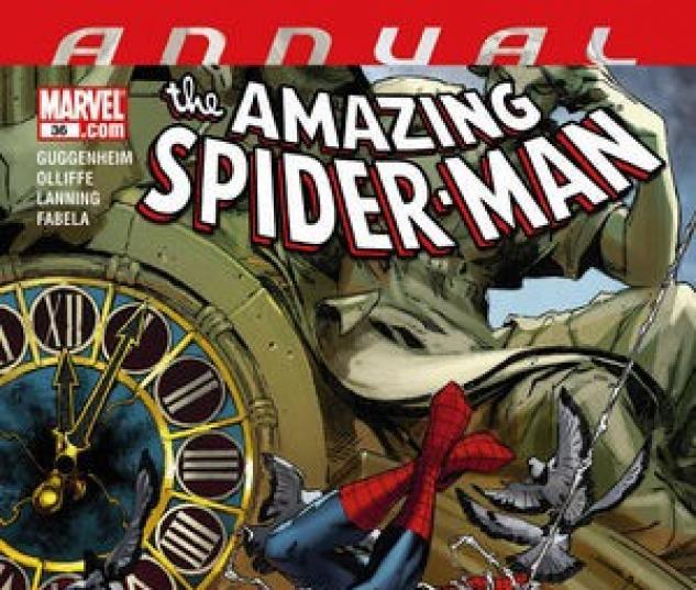 Amazing Spider-Man Annual (1964) #36