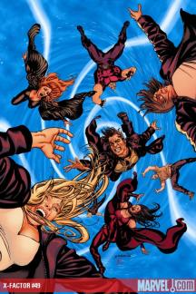 X-Factor (2005) #49