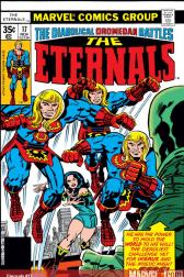 Eternals #17 
