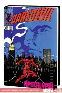 Daredevil by Frank Miller Omnibus Companion (Hardcover)