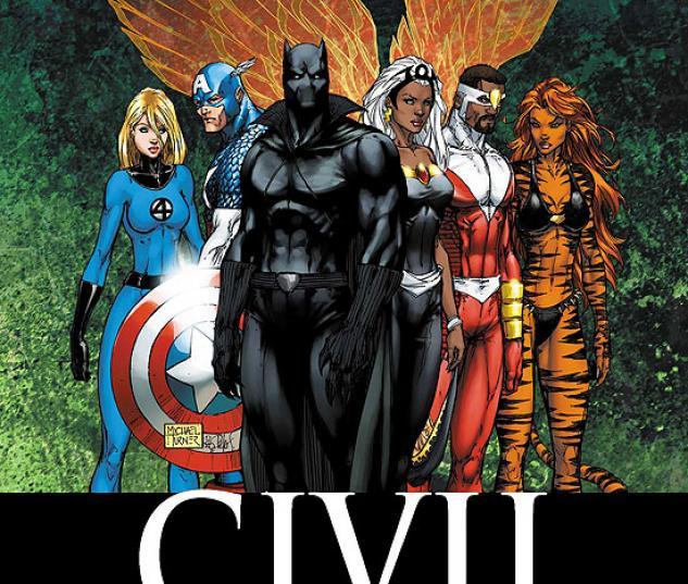 Black Panther (2005) #24