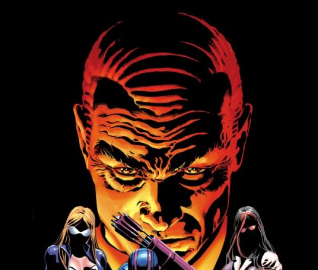 WHAT IF? DARK REIGN cover by Mike Deodato