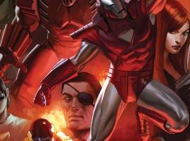 Iron Man 2.0 #1 Djurdjevic Variant
