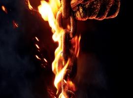 Ghost Rider: Spirit of Vengeance teaser poster