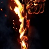 Ghost Rider: Spirit of Vengeance teaser poster