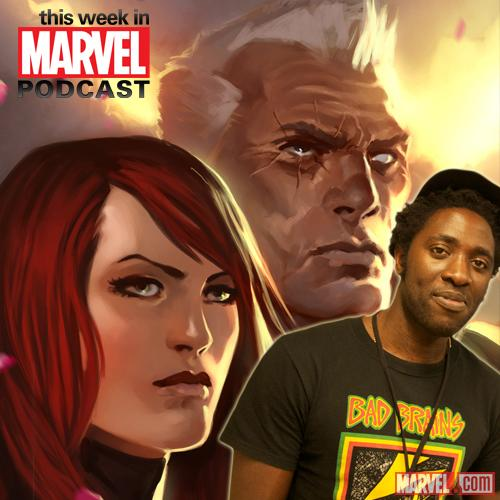 This Week in Marvel #43.5 - Bloc Party