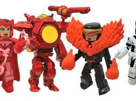 Avengers vs X-Men Marvel Minimates Figures