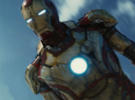 An up close look at the new Iron Man armor in Marvel's Iron Man 3