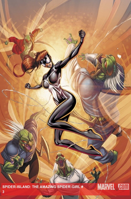 Spider-Island: The Amazing Spider-Girl (2011) #3