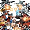 Thunderbolts #172 cover by Mark Bagley
