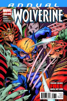 Wolverine Annual (2010) #1