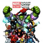 MARVEL NOW! POINT ONE 1 QUESADA VARIANT (NOW, WITH DIGITAL CODE)