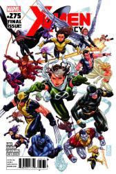 X-Men Legacy #275 