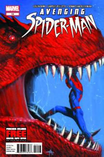 Avenging Spider-Man (2011) #14