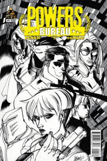 Powers: Bureau  #1  (Lafuente Variant)