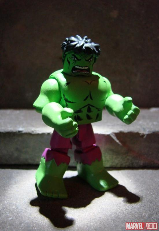 Best of Marvel Minimates Series 2 Hulk