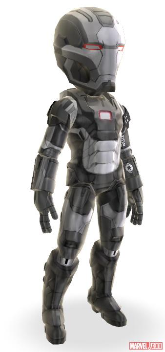 War Machine armor, now available in the Xbox LIVE Marketplace